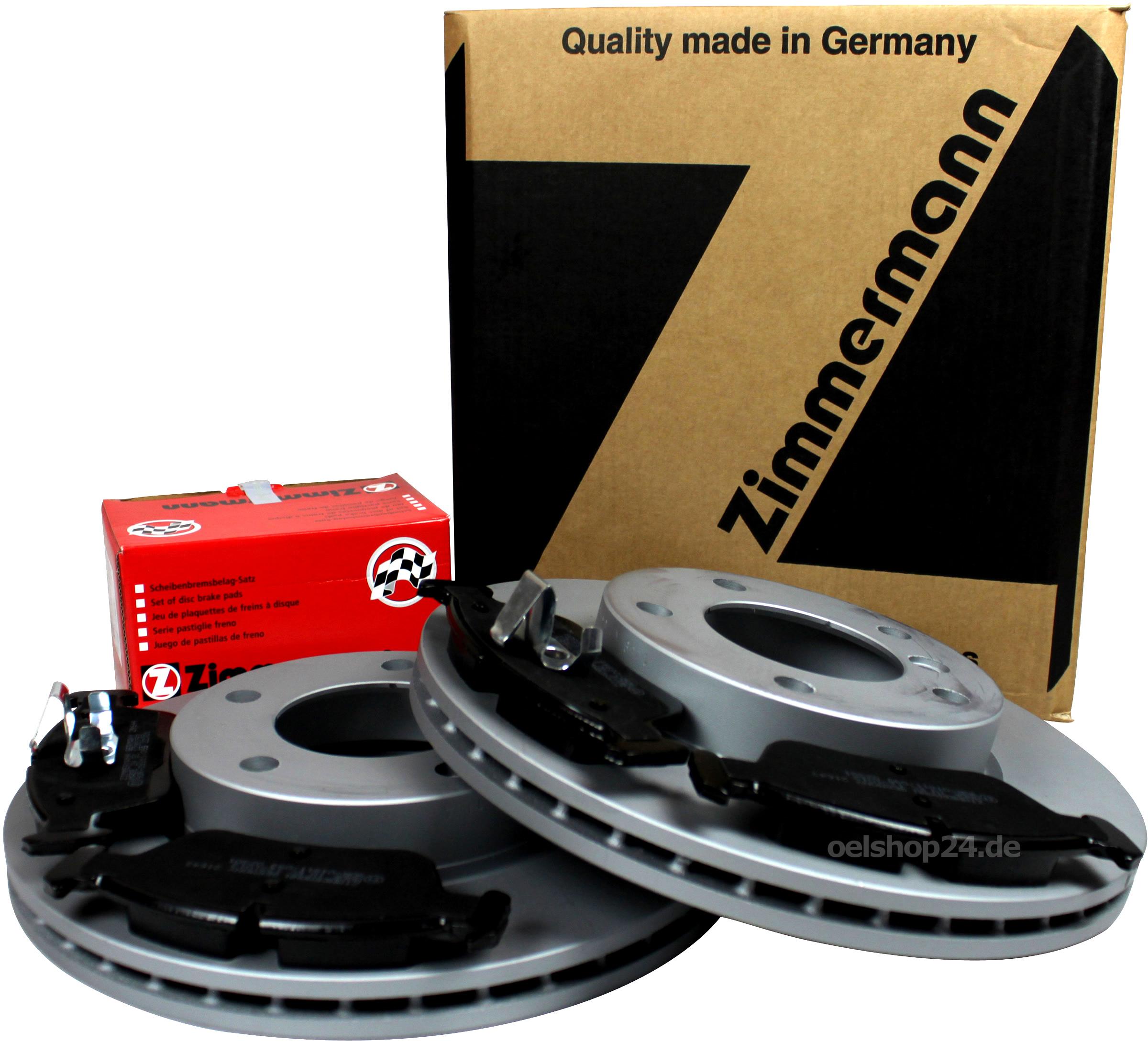 Original LPR Bremsbeläge für vorne VW Transporter IV T4